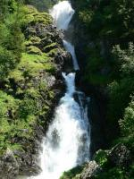 Cascade de l'Oursi�re