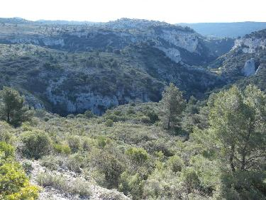 Gorges de R�galon