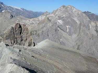Le d�co et le Grand Galibier