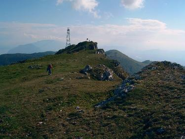 Pointe g�od�sique � 1531m